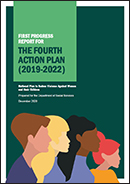 First progress report for the fourth action plan cover